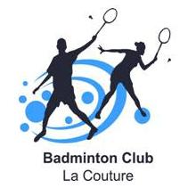 logo Badminton club La Couture