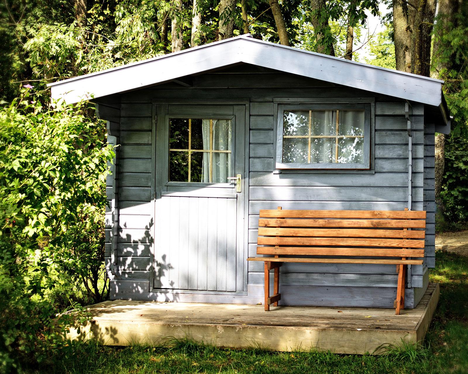 installer un abri de jardin, un carport ou garage... - La Couture