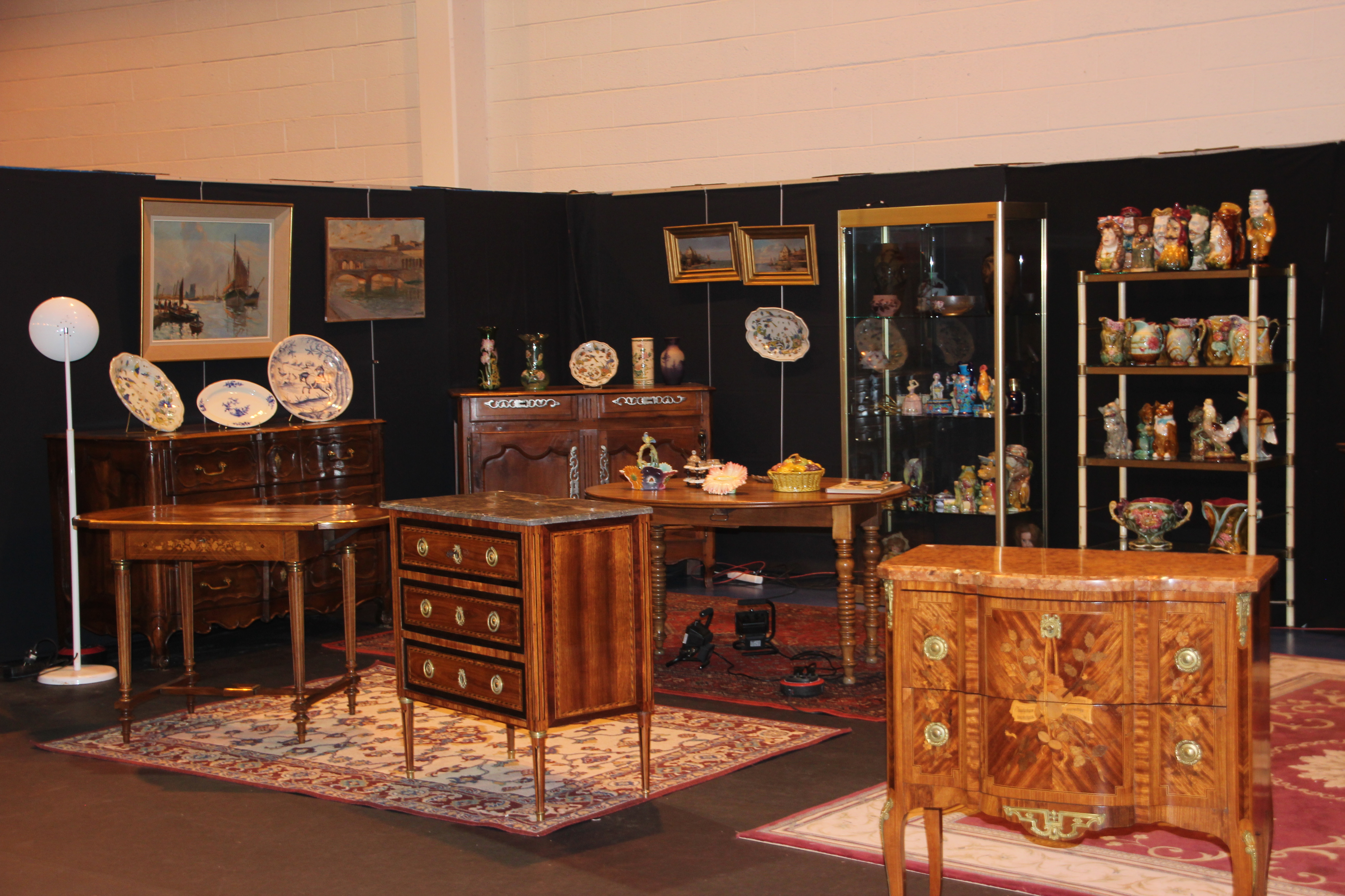 Salon des antiquaires la couture for Salon antiquaires 2017