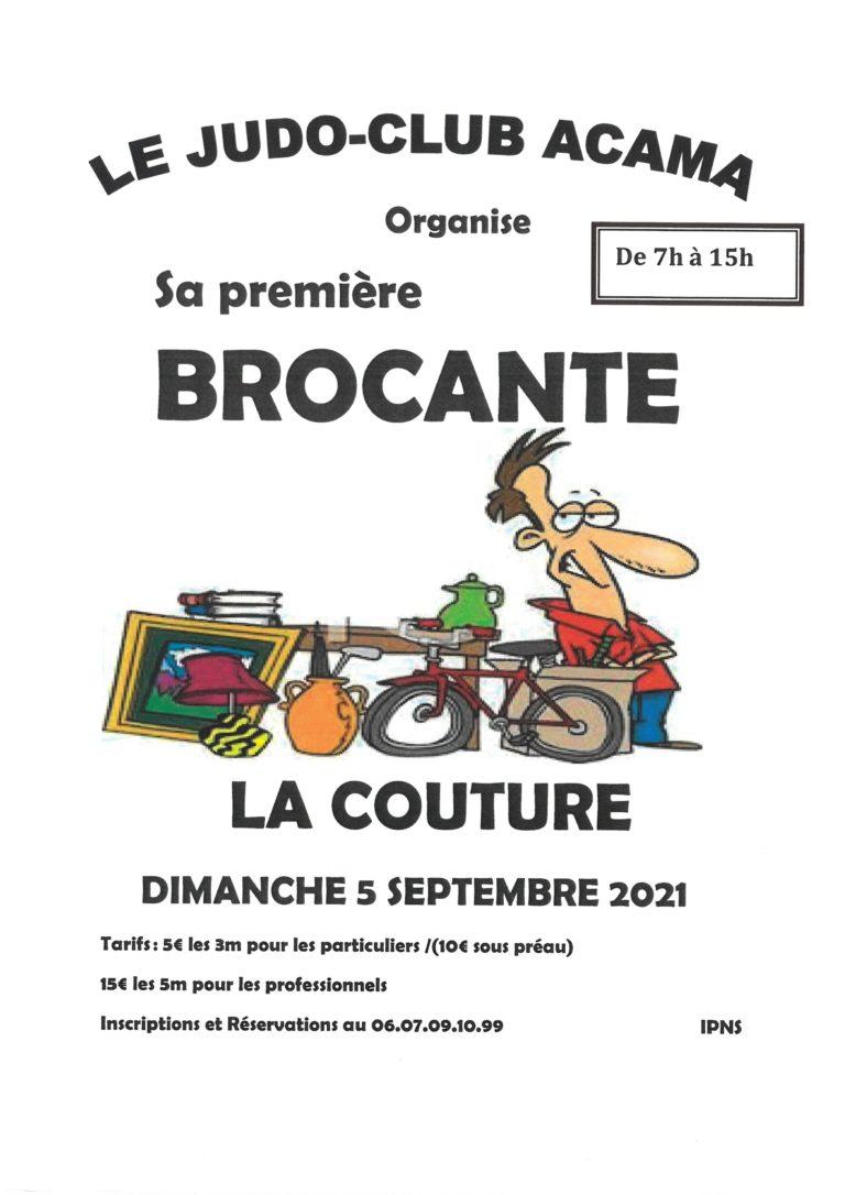 BROCANTE (Annulé)